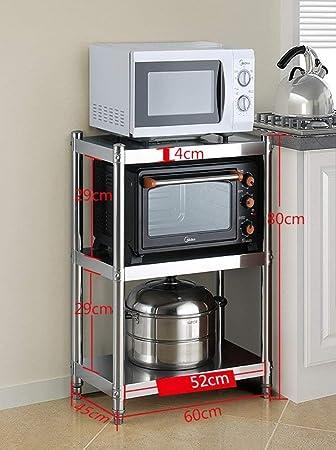 Chuan Han Mini Refrigerador Y Soporte de Microondas para ...