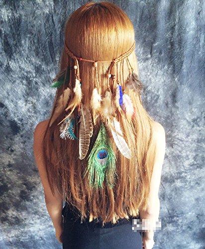 Mardi Gras Headpiece - 8