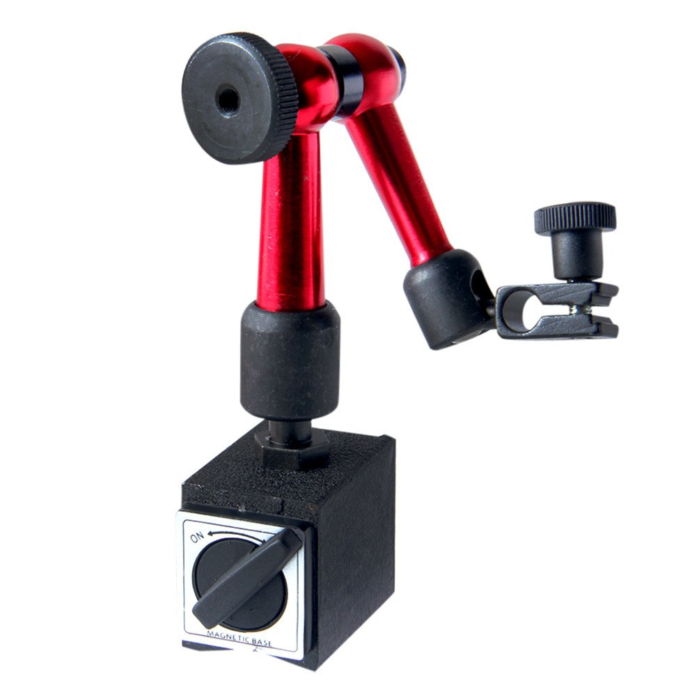 Adjustable Magnetic Base Holder Indicator Stand