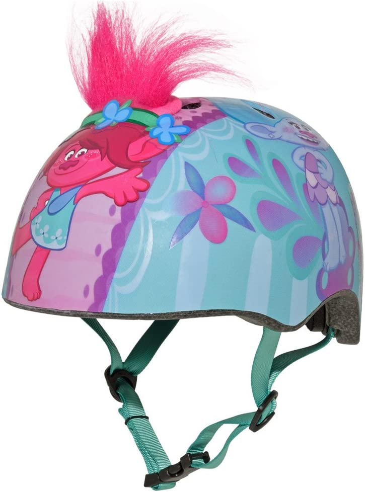 Bell Trolls Child and Toddler Helmets