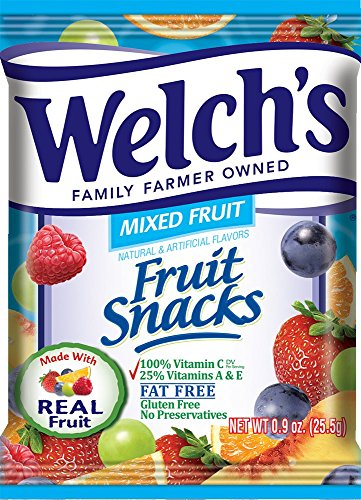 The 8 best fruit snacks