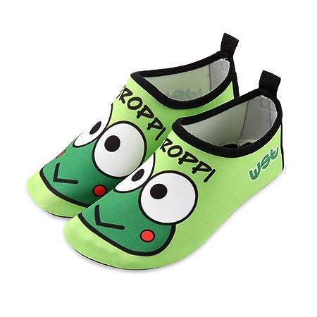 Nan Zapatos de natación para niños Calcetines de Agua ...