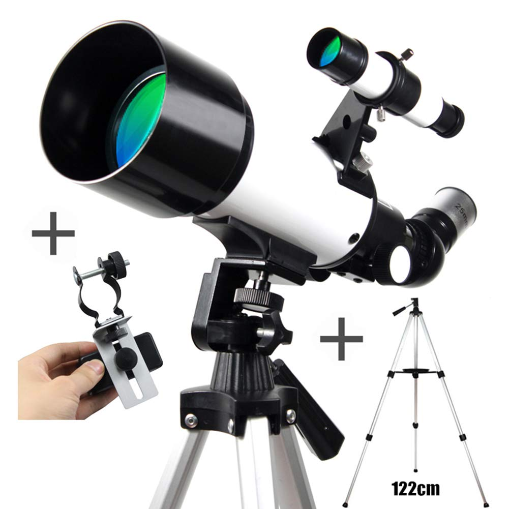 Qnlly Professional Astronomical Telescope Space Monocular with Free Tripod High Times Telescope for Moon Watching astronomic Best by Qnlly