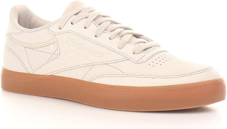 Womens Shoes Reebok Womens Club C 85 FVS PS Desert Sand