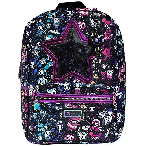 (Tokidoki Galactic Dreams Star Window Backpack)