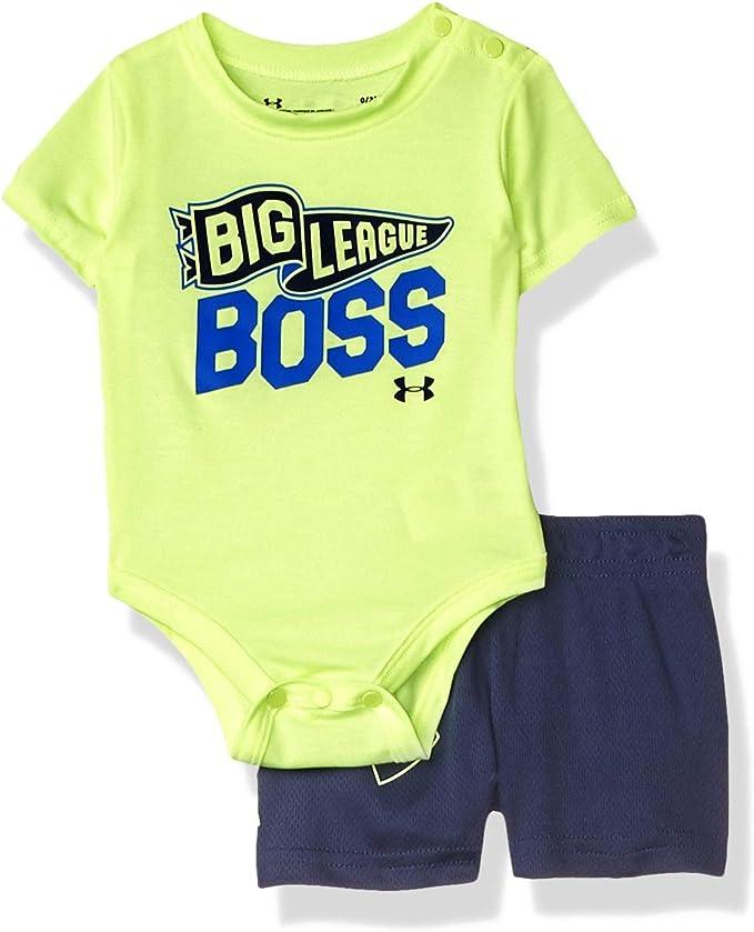 Under Armour Baby Boys Ua Big League Boss Set