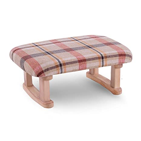 Amazon.com: SSHHI Cloth Stool,Household Fashion Sofa Stools ...