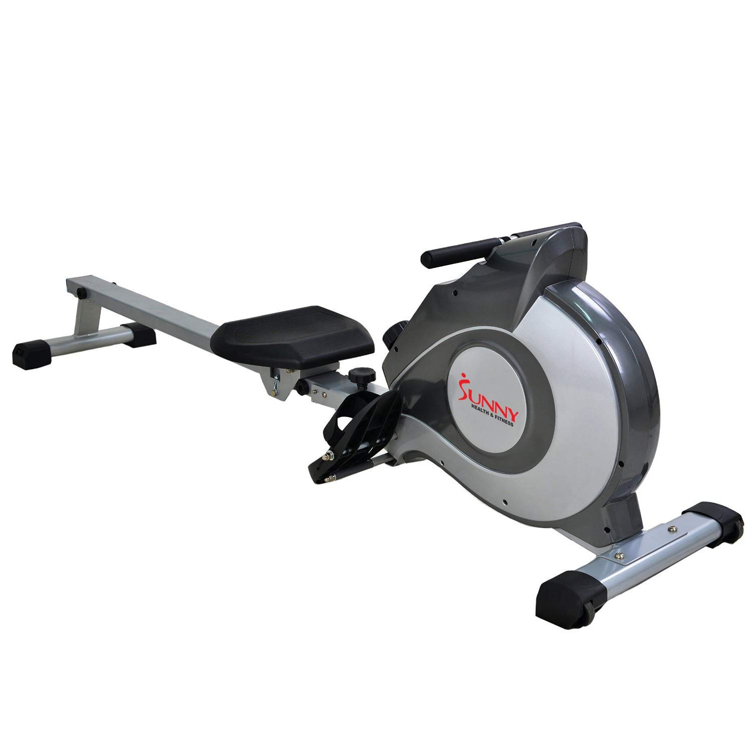 Sunny Health & Fitness Magnetic Rowing Machine with LCD Monitor by SF-RW5515 by Sunny Health & Fitness (Image #10)