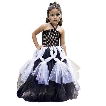 Amazon.com: Disfraz de princesa Belle de araña para disfraz ...