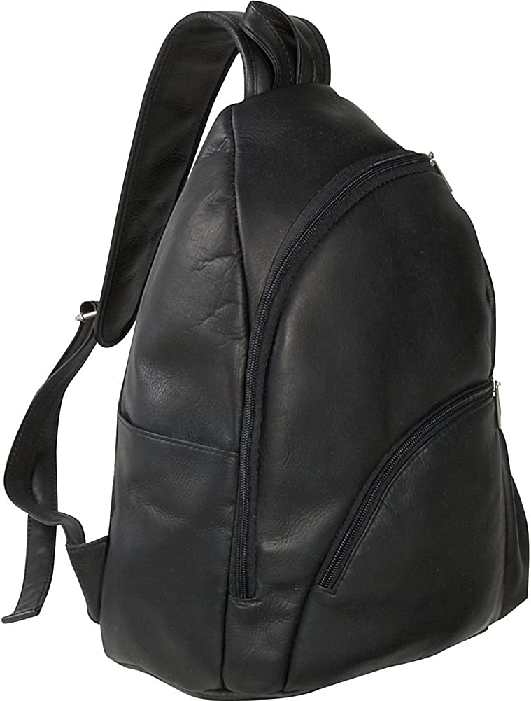Le Donne Leather Two Zip Sling Pack 61FceICJV9L