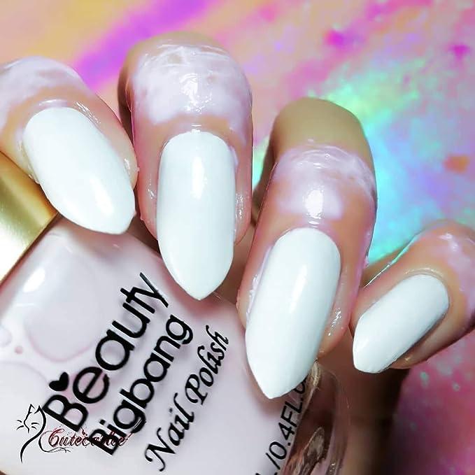 BEAUTYBIGBANG - Cinta de látex líquido para uñas y cutículas, protector de piel para manicura de 12 ml: Amazon.es: Belleza