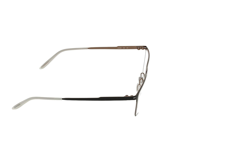 Carrera 8820 Eyeglass Frames CA8820-0VAQ-5519 Lens Diameter 55mm Black Matte Frame Distance