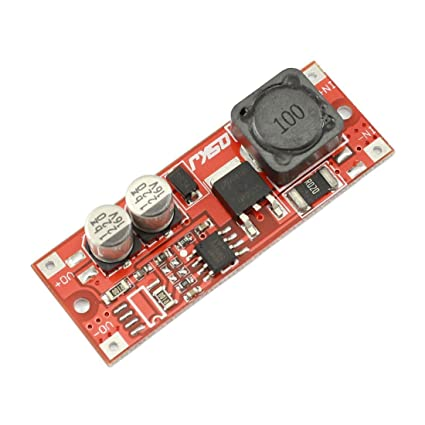 Ailavi DC-DC Boost Converter 3V-12V To 12V Fixed Voltage