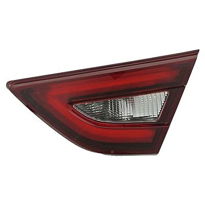 TYC 17-5593-00 Reflex Reflector: Automotive