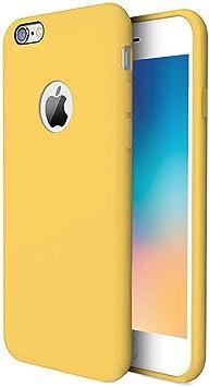fundas iphone 6 amarillas