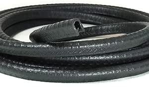 Edge Trim Black Small 1/8 Fits Edge (3 Feet)