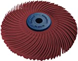Dedeco Sunburst - 3 Inch TC 3-PLY Radial Bristle