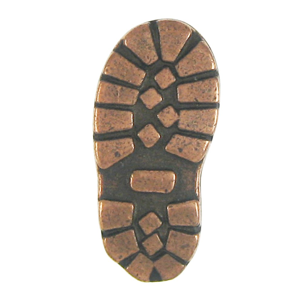 Jim Clift Design Hiking Boot Copper Lapel Pin - 25 Count