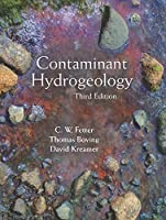 Contaminant Hydrogeology, 3rd Edition Front Cover