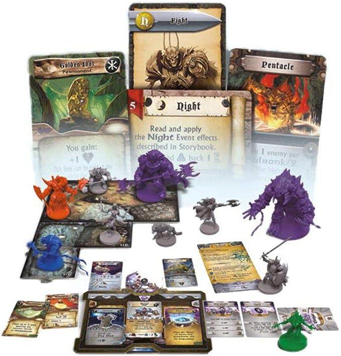 Vastaryous Lair Sword /& Sorcery AGSGRPR104 Ares Games