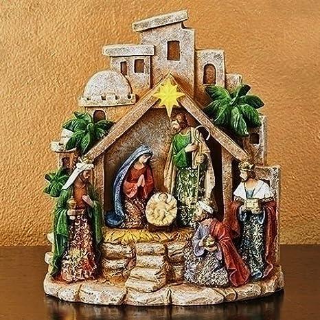 Image Unavailable - Amazon.com: Christmas Decorations - Little Town Of Bethlehem