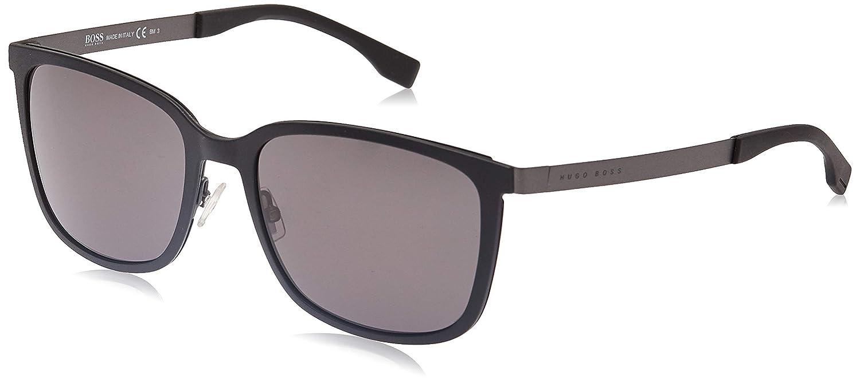 Hugo Boss 0723/S Y1 Gafas de sol, Negro (Matte Black Matte ...