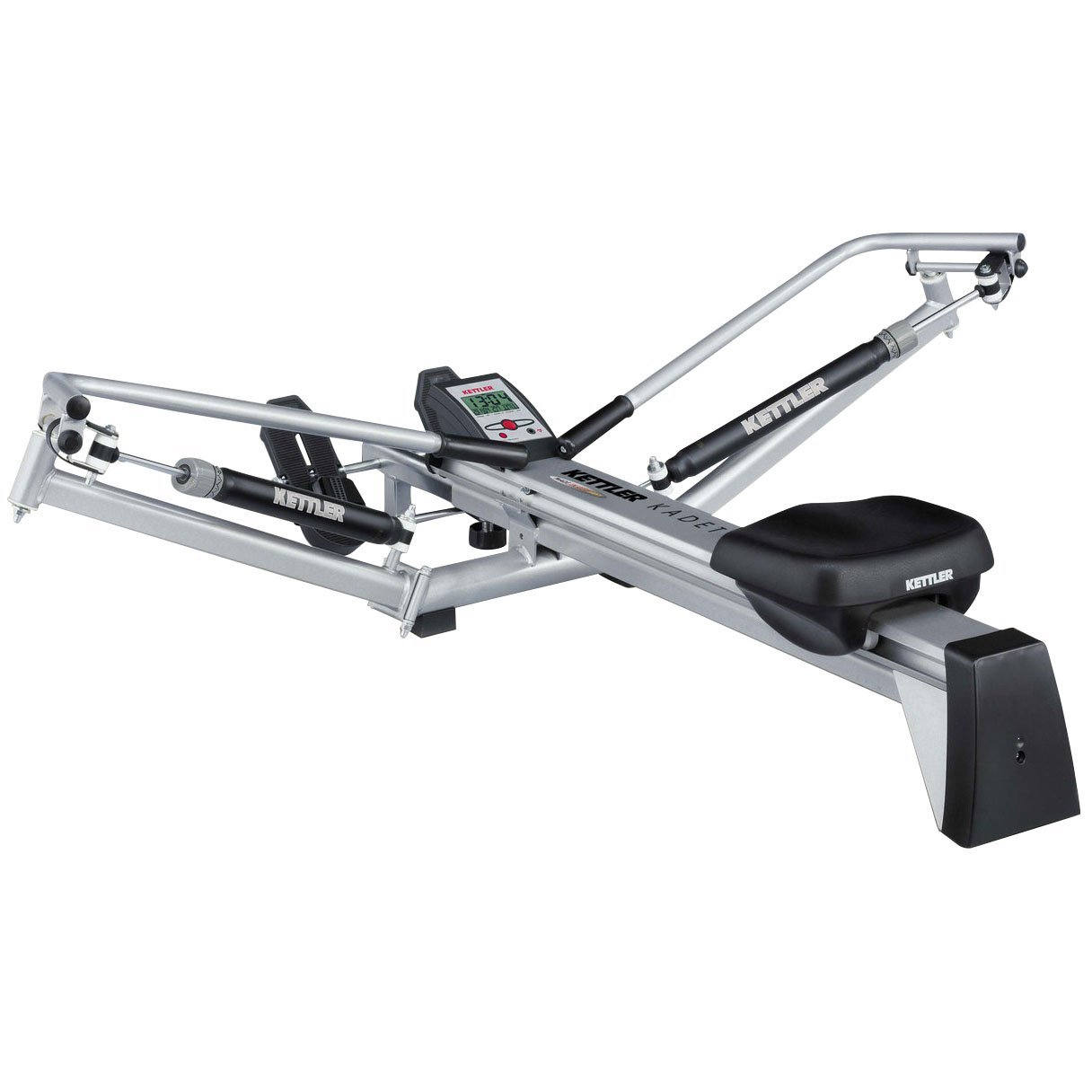 Kettler Home Exercise/Fitness Equipment: Kadett Outrigger Style Rower Rowing Machine