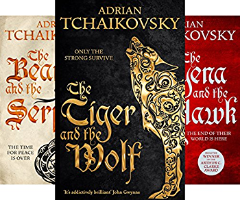 Echoes of the Fall Kindle Edition by Adrian Tchaikovsky