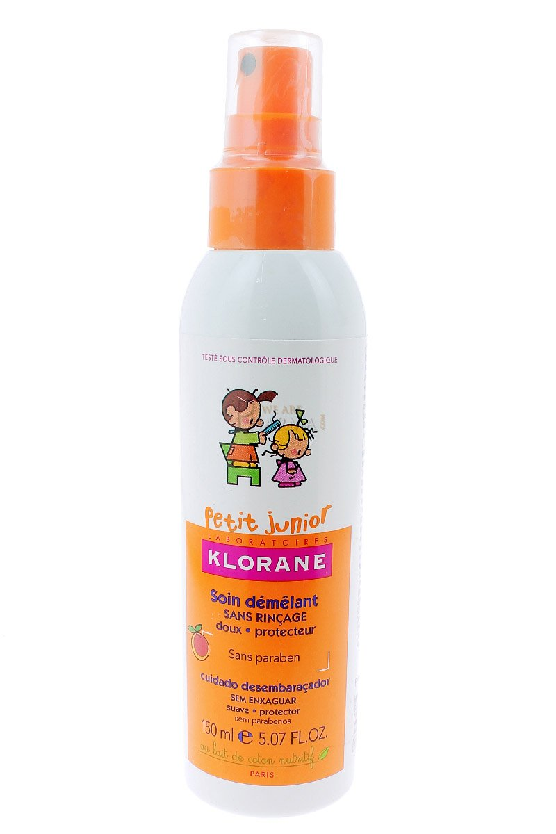 Klorane Petit Junior Untangling Spray 150ml