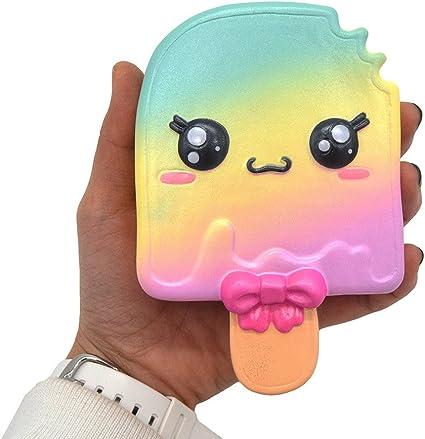 Lurcardo Squishy Kawaii, Galaxy Ice Cream Squishy Juguete Squishy ...