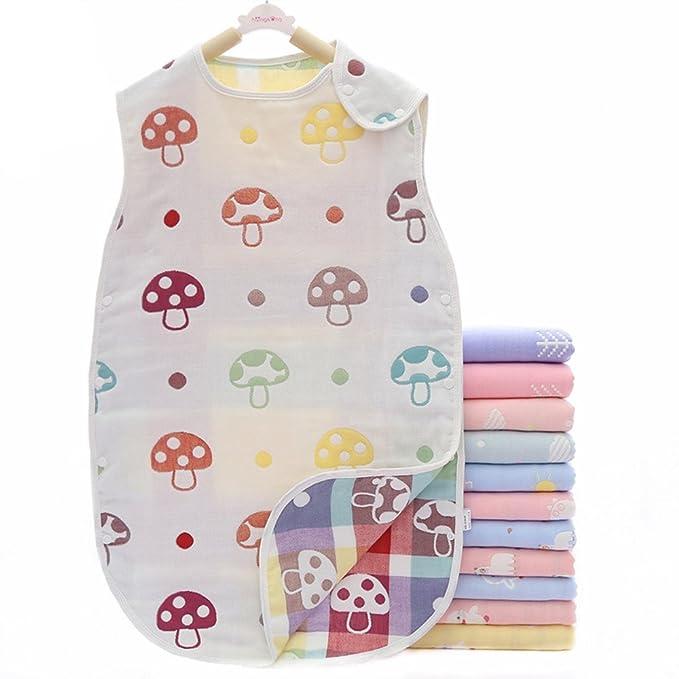 Saco de dormir para bebé, bebé, viaje, guardería, etc. blanco blanco Talla:M/1-3T: Amazon.es: Bebé