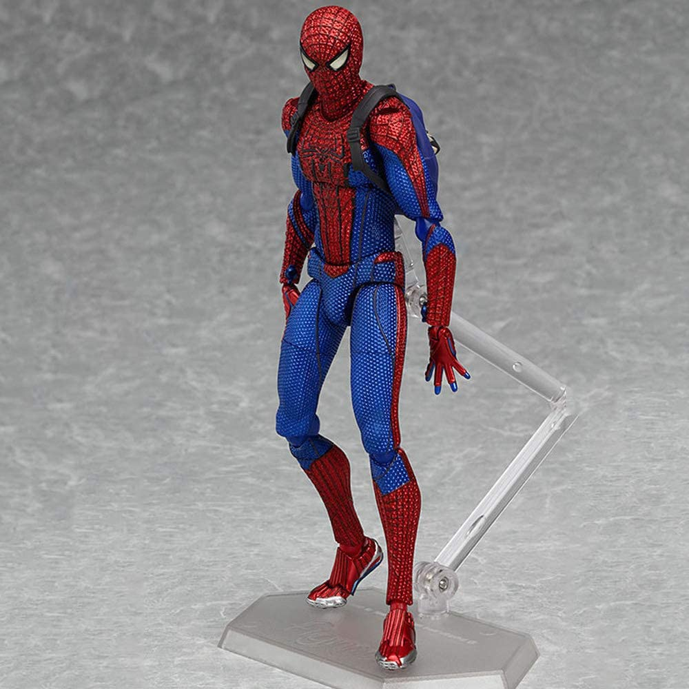 Toy Statues Avengers The Amazing Spider Man Animated Caractere Modele Enfants Play Figurines Jouets Statues Jeux Et Jouets