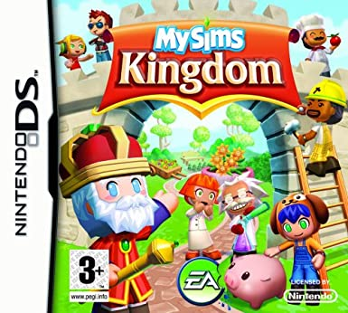 my sims kingdoms ds