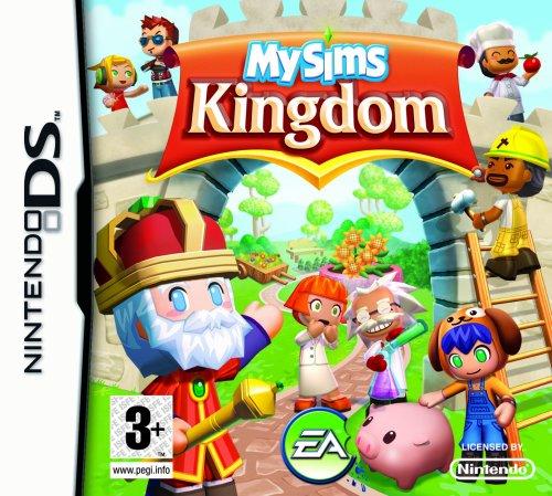 MySims Kingdom (Nintendo DS)