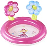 Pink Fairy Kids Baby Toddler PADDLING / BALL Inflatable Play POOL - Lucy Locket
