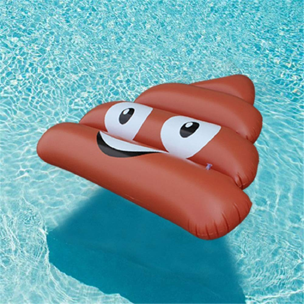 Shape of feces Floating ring Adult floating ring Ukiwa 150 165 cm Swimming pool Adult playing a big success in adult Water floating ring Safety Durable Swimming Beach Water play Bath Swimming aids D by Cass (Image #5)