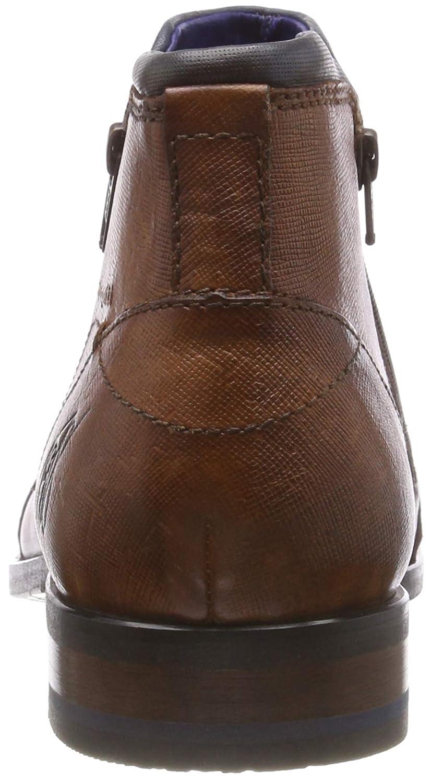Bugatti Herren 311594201810 Klassische Stiefel 6341) Braun (Cognac/ Dark Blue 6341) Stiefel 90b58f