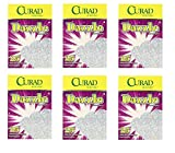 Curad Dazzle Bandages, 25ct (Pack of 6) + FREE Old Spice Deadlock Spiking Glue, Travel Size, .84 Oz