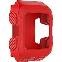 Awinner Funda para Garmin Forerunner 920XT, a prueba de golpes y resistente a los golpes, funda protectora para Garmin Forerunner 920XT, Rojo