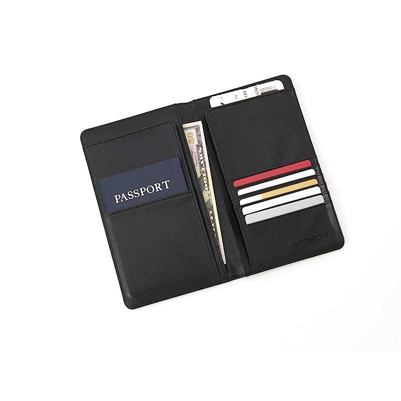 Samsonite 新秀丽 护照钱包 $10.5 海淘转运到手约¥81