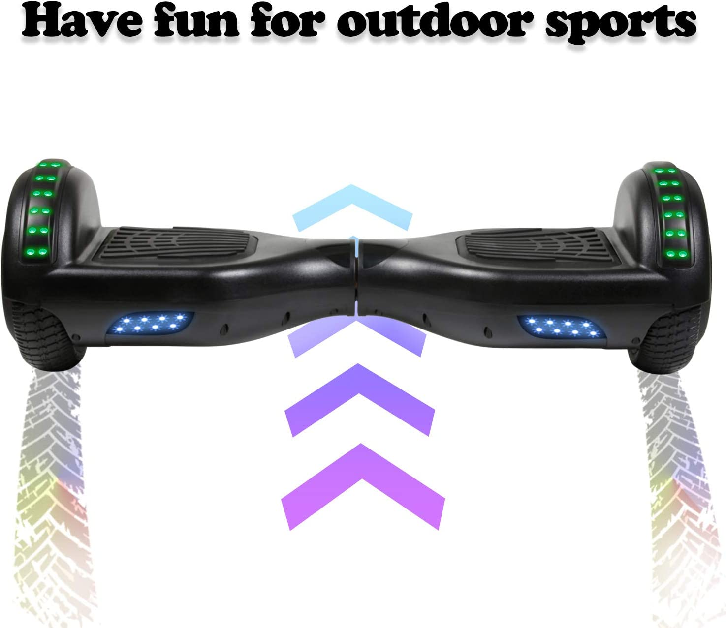 11 Best Hoverboard For Kids (2021 Reviews & Buying Guide) 6