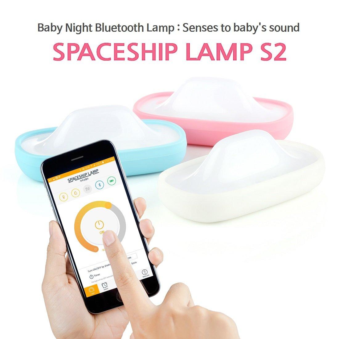 Nave espacial lámpara de proyección S2 lactancia sentidos a ...