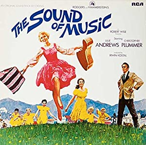 Julie Andrews Christopher Plummer Irwin Kostal Rodgers