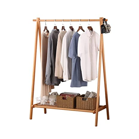 Amazon.com: COAT RACK Feifei Clothes Stand with Shoe Hat ...
