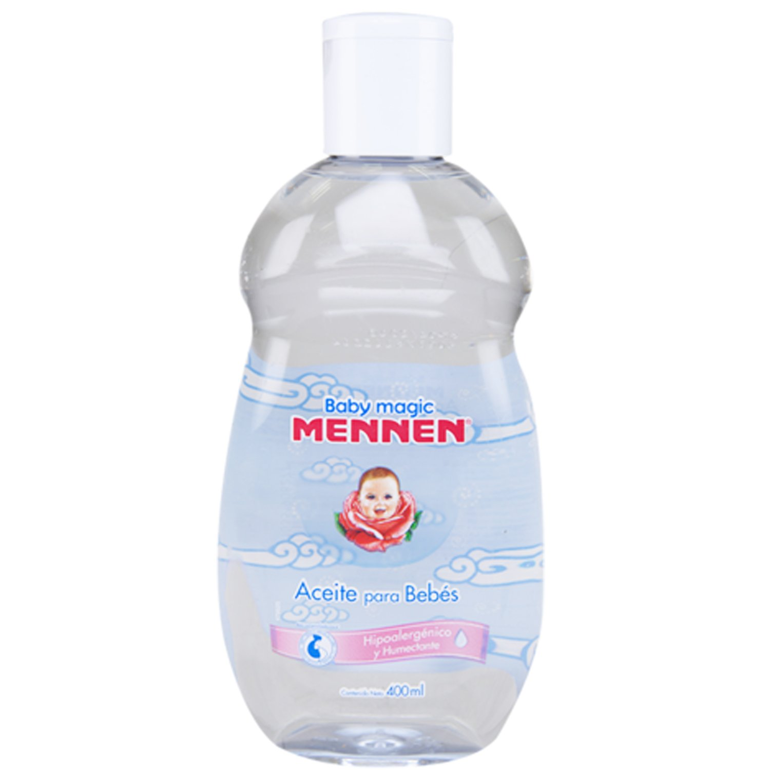 Amazon.com: Mennen Baby Magic Aceite Para Bebes 200ml: Health & Personal Care
