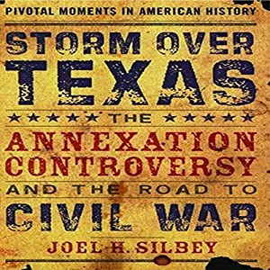 Storm over Texas Audiobook
