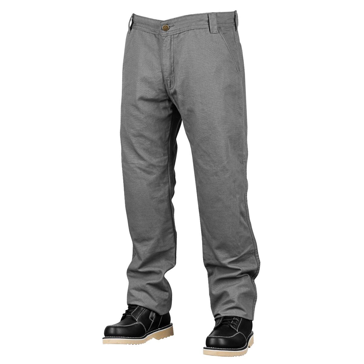 Speed and Strength Men's Soul Shaker Armored Gray Pants, 36X34