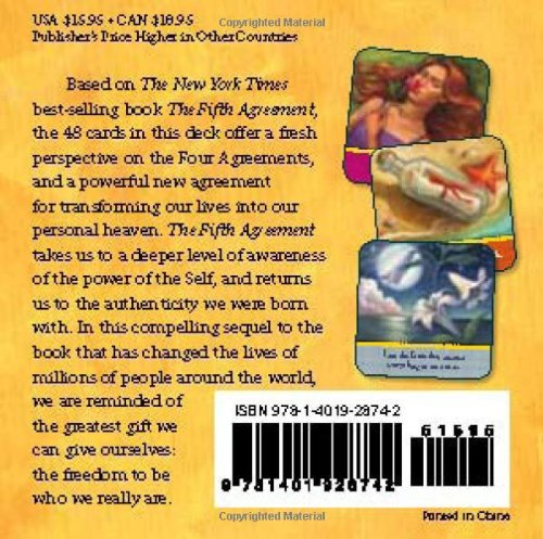 The Five Agreements By Don Miguel Ruiz Agreement