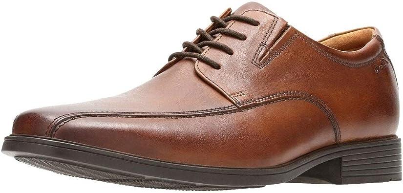 Pronunciar usted está tugurio  Amazon.com   Clarks Tilden Men's Plain Oxford Shoes   Oxfords