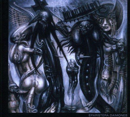 Triptykon: Eparistera Daimones (Ltd.Edt.) (Audio CD)